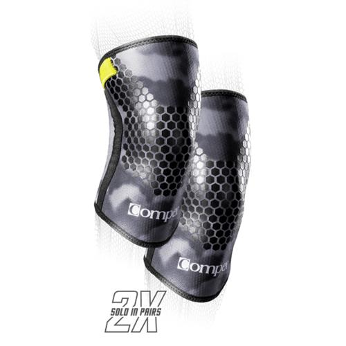 Gants et Straps Compex Power Knee