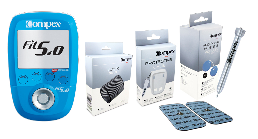 Compex Pack Fitness Fit 5.0