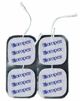 Compex Petites électrodes Compex (x 4)
