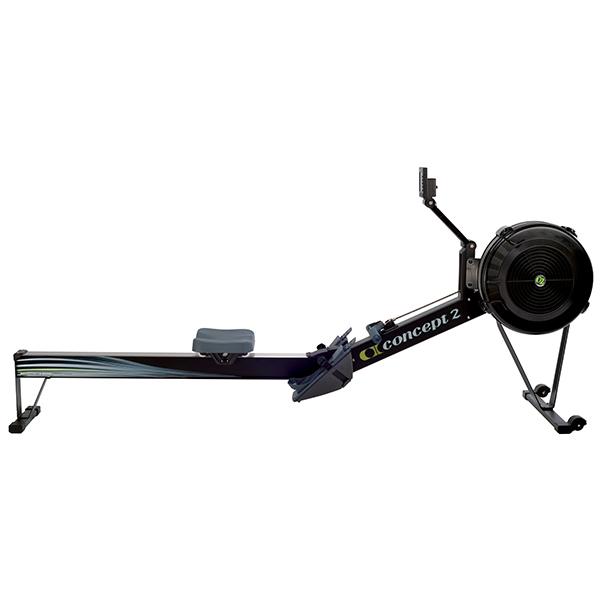 Rameur Concept2 Modèle D avec écran PM5 Noir