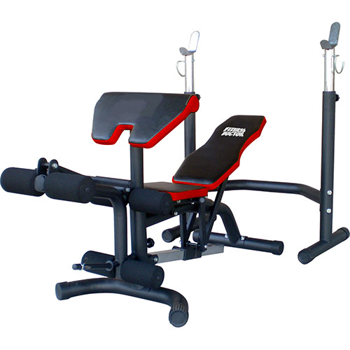 banc de musculation fitness doctor black bench. Black Bedroom Furniture Sets. Home Design Ideas