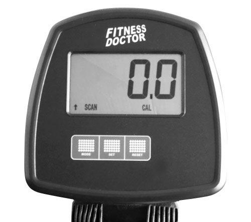 rameur fitness doctor
