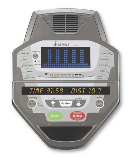 SpiritFitness Pro CU800