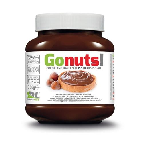 Cuisine - Snacking Gonuts Pate A Tartiner Protein Spread DailyLife - Fitnessboutique