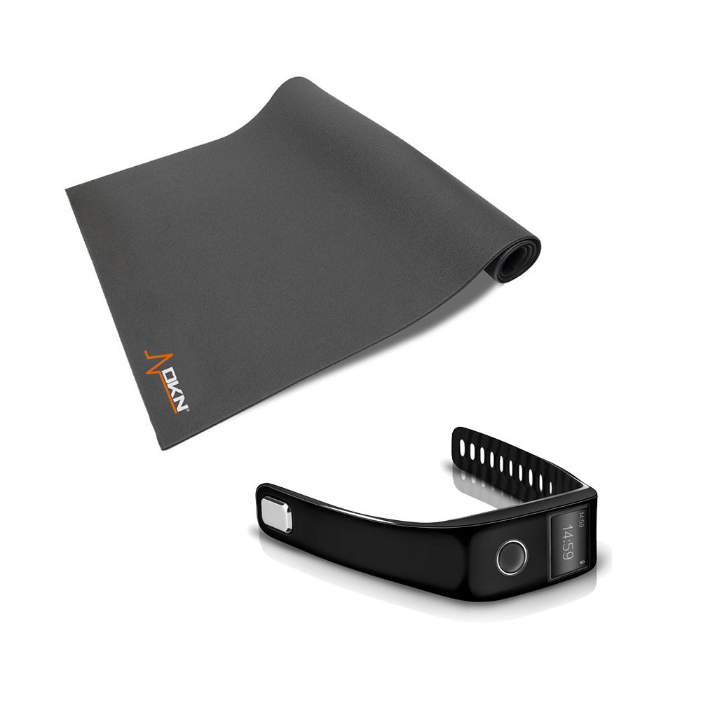 DKN Cardio Mat + Montre Connect