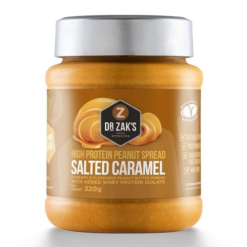 Cuisine - Snacking Dr Zaks High Protein Peanut Butter
