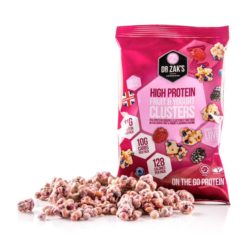 Cuisine - Snacking Dr Zaks Protein Clusters