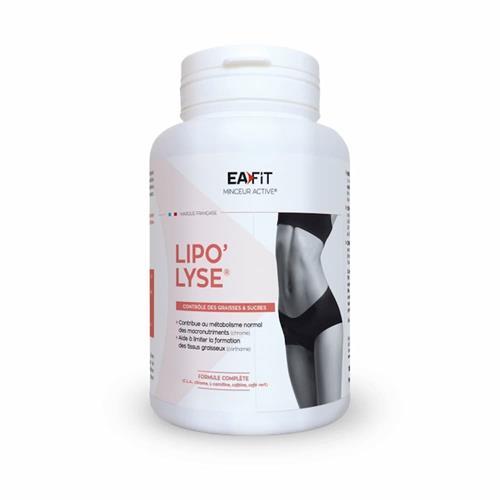 Sèche - Définition EAfit Lipo Lyse