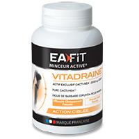 Draineur - Anticellulite Vitadraine EAfit - Fitnessboutique