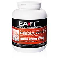 Whey protéine EAfit Mega Whey