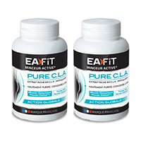 CLA Duo Pure Cla EAfit - Fitnessboutique
