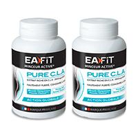 Brûleurs de graisse EAfit Duo Pure Cla