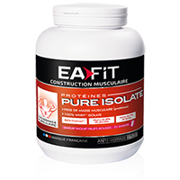 Whey Protéine EAfit Pure Isolate