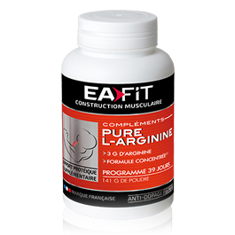 EAfit Pure L Arginine