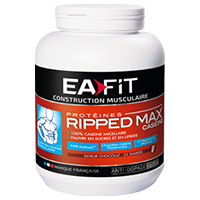 Protéines de sèche EAfit Ripped Max Caseine