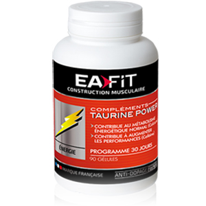 EAfit Taurine Power