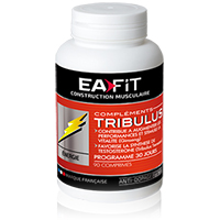 pre workout Tribulus EAfit - Fitnessboutique