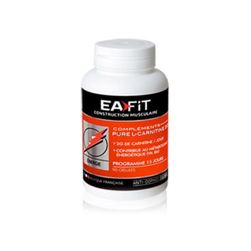 L-Carnitine Pure L Carnitine 2g EAfit - Fitnessboutique