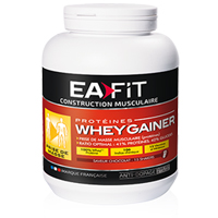 Prise de masse EA FIT Whey Gainer