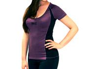 Vêtements de Sport Femme EVERLAST Hyacinth Violet Fem S