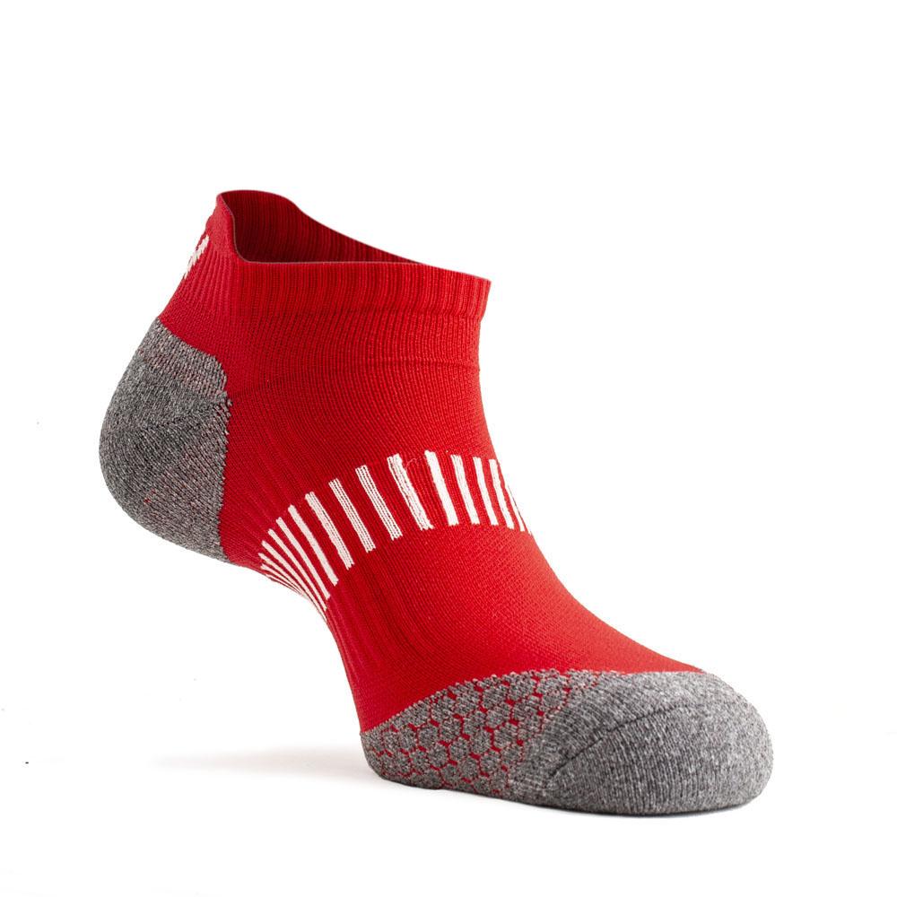 Chaussettes de sport FBC Chaussette L'Athlètique True red