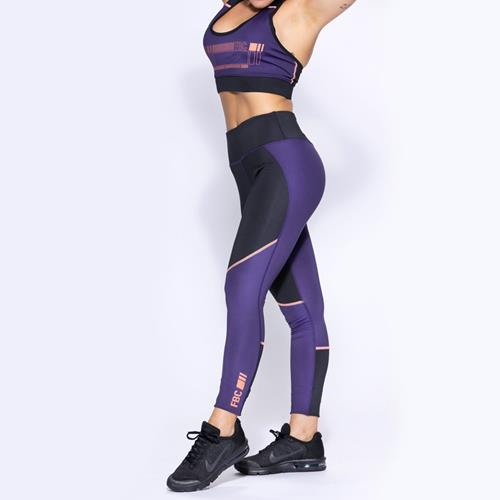 Vêtements FBC Curve Lena Legging Caviar Mure