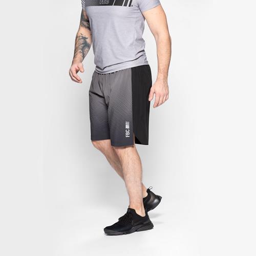 Vêtements Rixe Short Charbon Acier FBC - Fitnessboutique