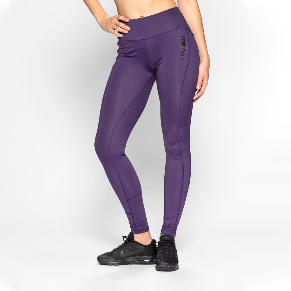 FBC Sensation Legging Mûre