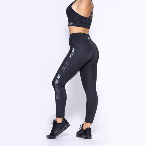 Vêtements de Sport FBC Sensation Laure Legging Caviar