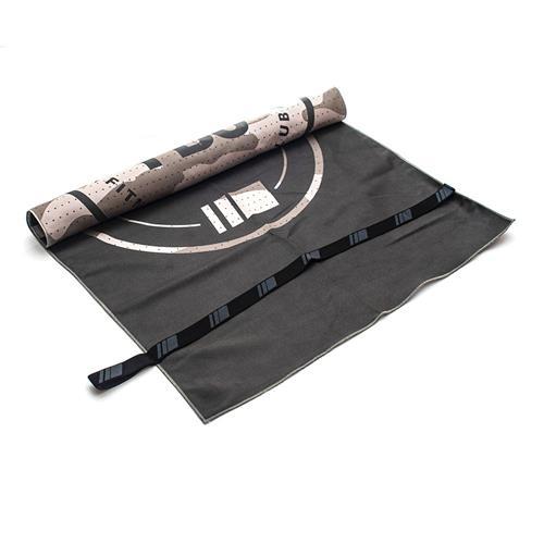 Serviettes FBC IKON Serviette de Sport Camo Black
