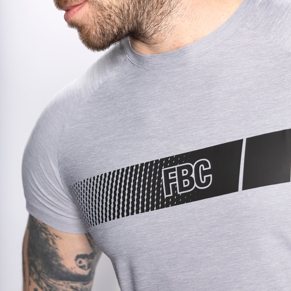 FBC T Shirt Force Cendre