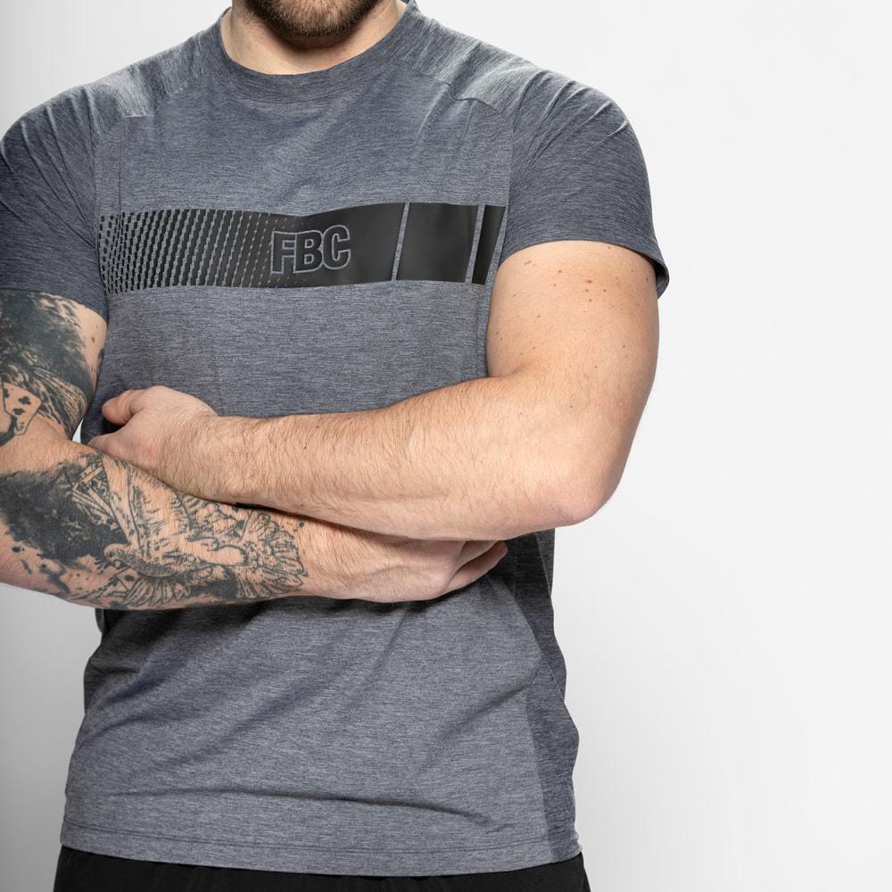 FBC T Shirt Force Dark Grey