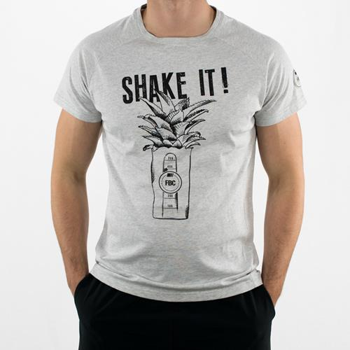 T-shirts FBC IKON Tee Shirt Homme Cocktail
