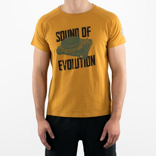 T-shirts FBC IKON Tee Shirt Homme DJ Disk