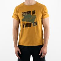 T-shirts Tee Shirt Homme DJ Disk FBC IKON - Fitnessboutique