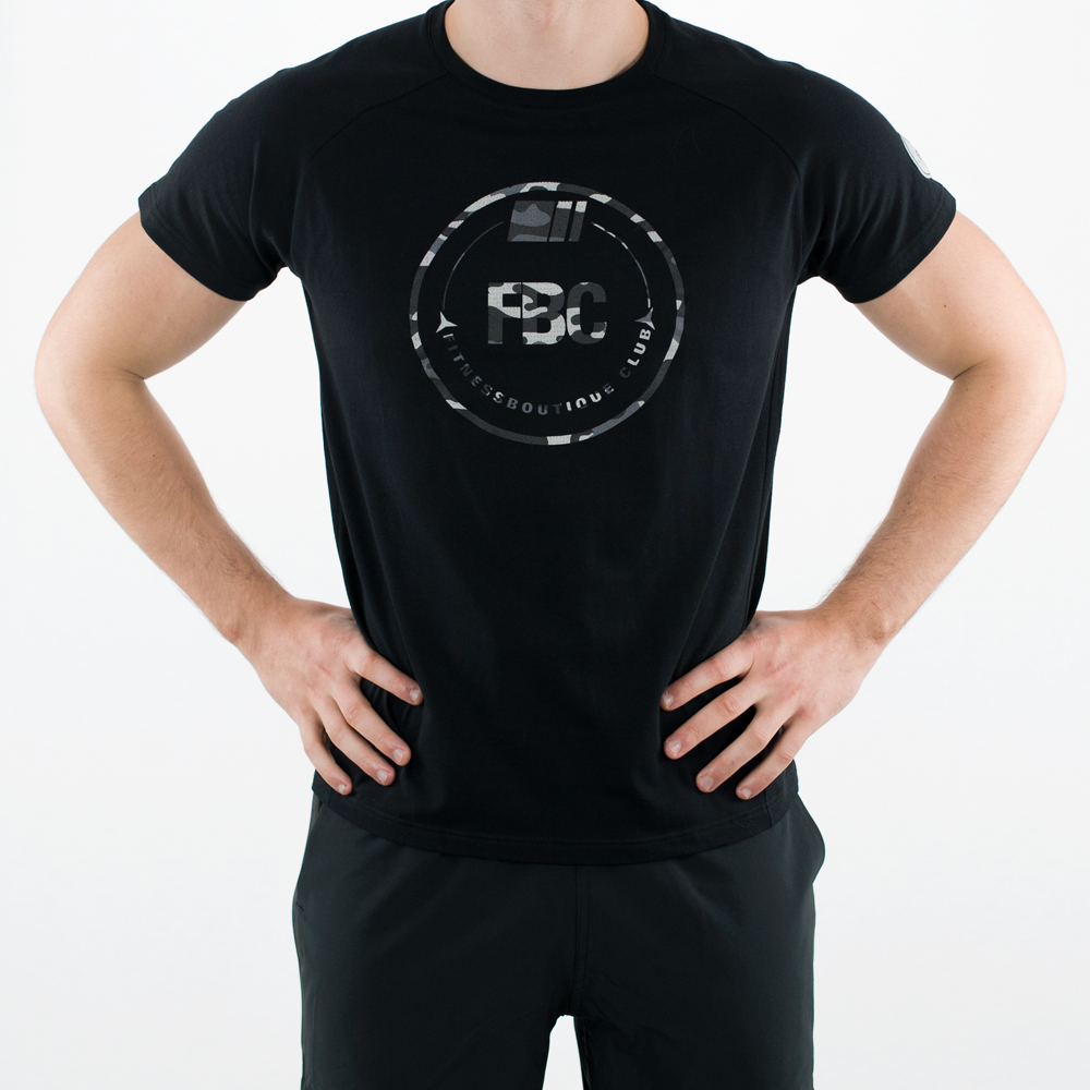FBC IKON Tee Shirt Homme Kamo