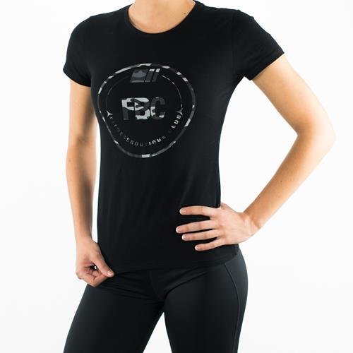 T-shirts FBC IKON Tee Shirt Femme Kamo
