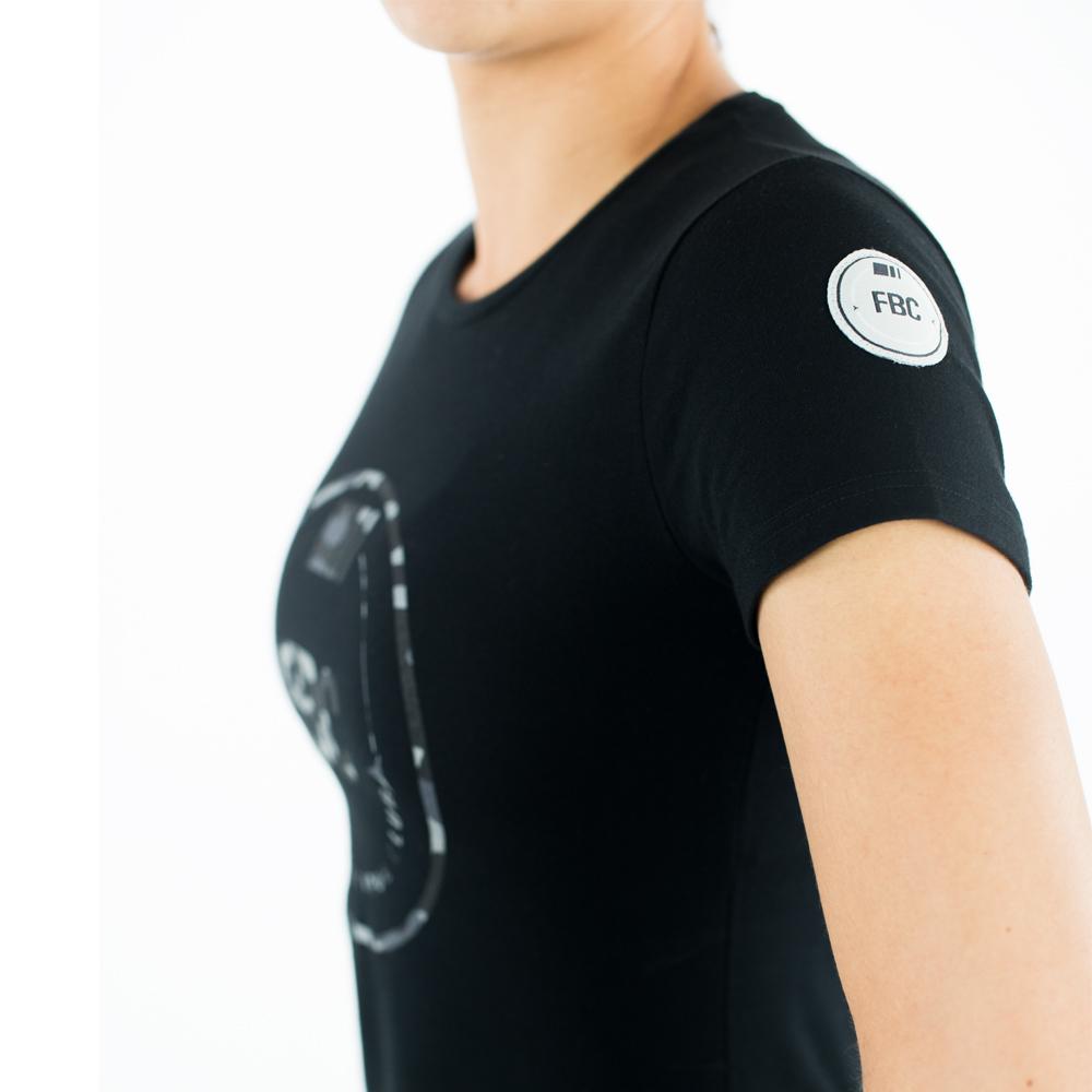 FBC IKON Tee Shirt Femme Kamo