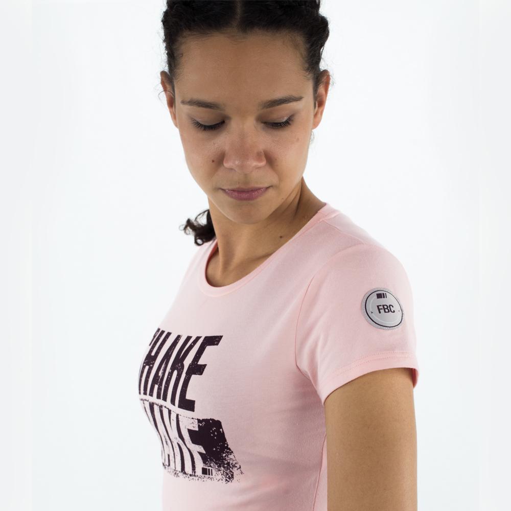 FBC IKON Tee Shirt Femme Shake Shake