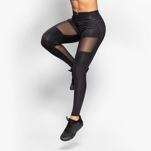 Vêtements de Sport Curve Legging Caviar Tulle