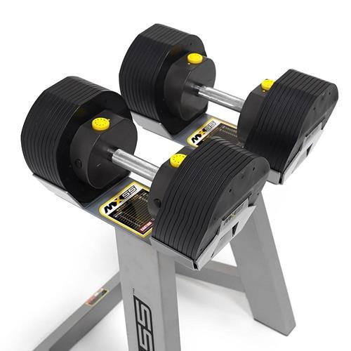 Haltères Réglables MX-55 Ajustable Dumbell Set