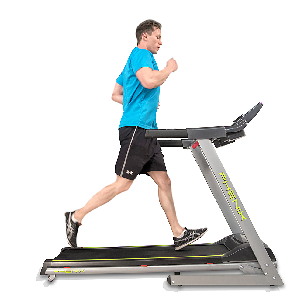 Tapis de course fitness doctor ph nix noir blanc - Tapis de course fitness doctor x trail ...