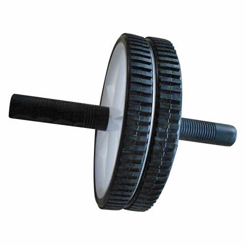 FITNESS DOCTOR Double roue abdominaux