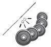 Standard - Diamètre 28mm Pack Barre de 1,83 m + Poids 100 kg
