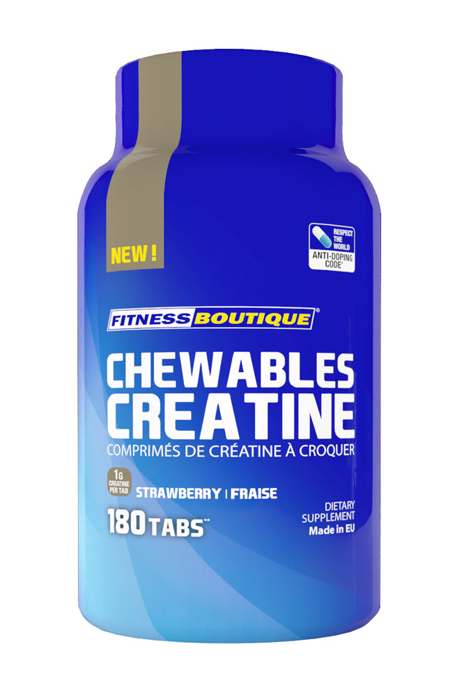 Créatines - Kre AlKalyn Respect Creatine Chewables