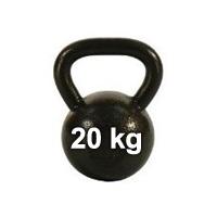 Kettlebells FITNESS DOCTOR Kettlebell 20 kg