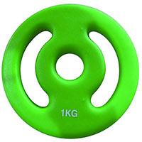 Standard - Diamètre 28mm FITNESS DOCTOR Disque Pump Poignées 1 kg