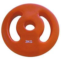 Standard - Diamètre 28mm FITNESS DOCTOR Disque Pump Poignées 3 kg