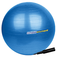 Médecine Ball - Gym Ball Fitnessboutique Gym Ball avec pompe