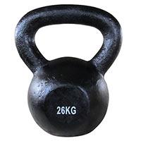 Kettlebells FITNESS DOCTOR Kettlebell 26 kg
